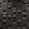 Autex Quietspace Tiles S-5.34 | Charcoal