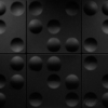 Autex Quietspace Tiles S-5.34 | Noir