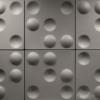 Autex Quietspace Tiles S-5.34 | Silver