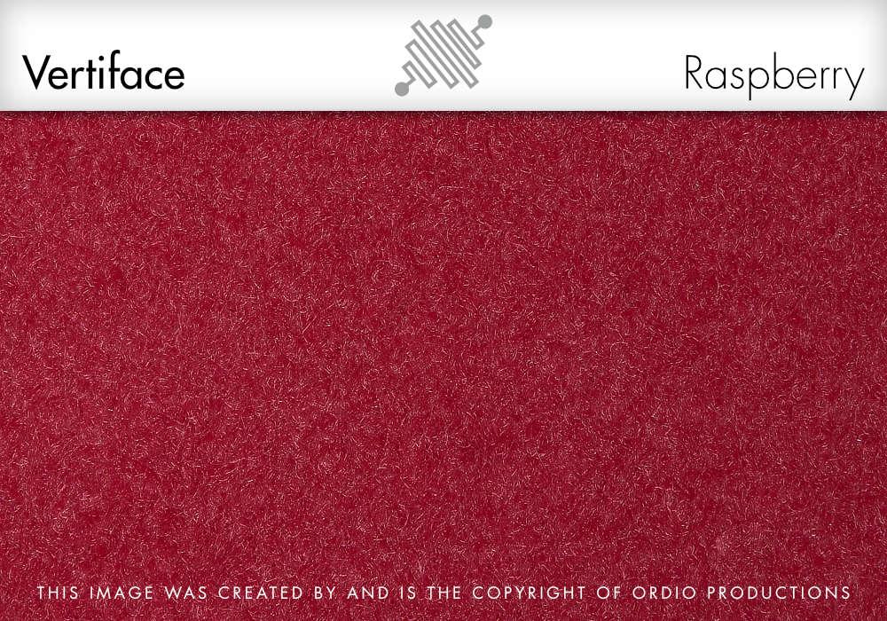Ordio Acoustics | Autex Vertiface Fabric Raspberry