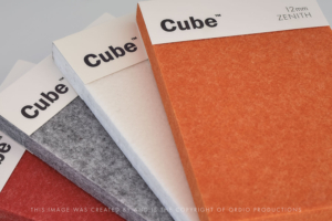 Ordio Acoustics | Autex Cube Panel 12mm