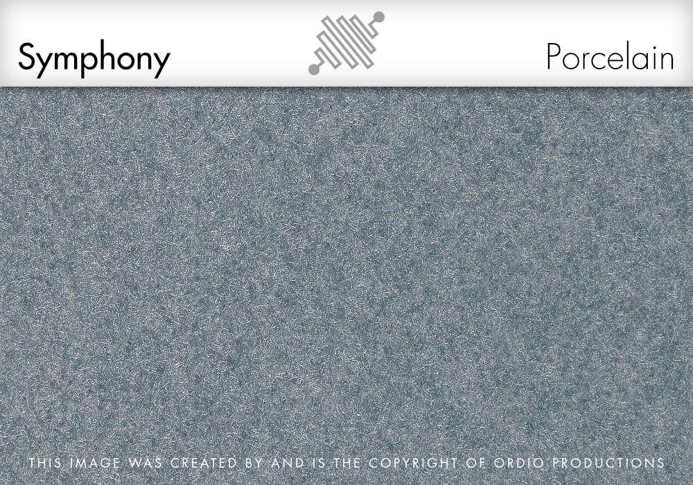 Autex Symphony Fabric   Porcelain